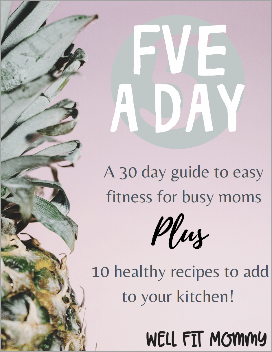 30 day plan for busy moms